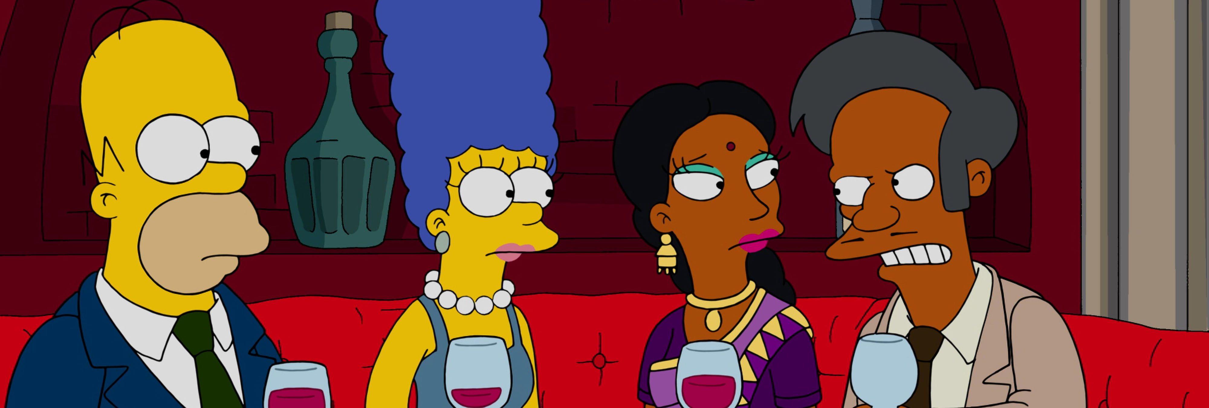 Los fans de 'Los Simpson' se enfrentan en Twitter por el racismo de la serie