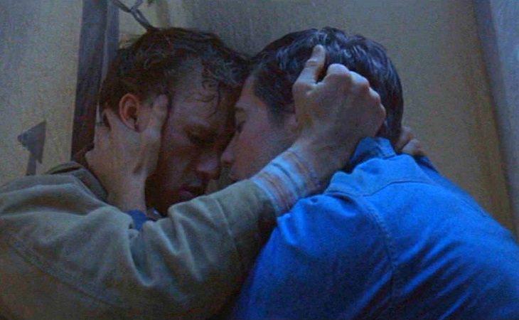 Heath Ledger y Jake Gyllenhaal en 'Brokeback Mountain', de Ang Lee