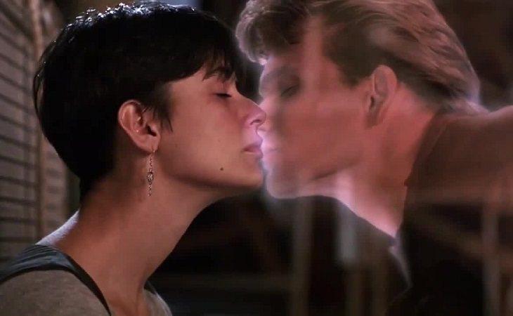 Demi Moore y Patrick Swayze en 'Ghost: Más allá del amor', de Jerry Zucker