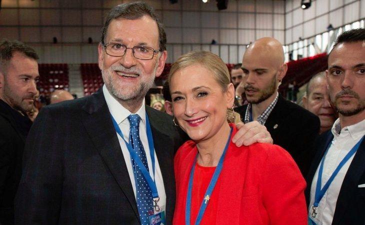 Rajoy cree que Cifuentes debe dar un paso atrás