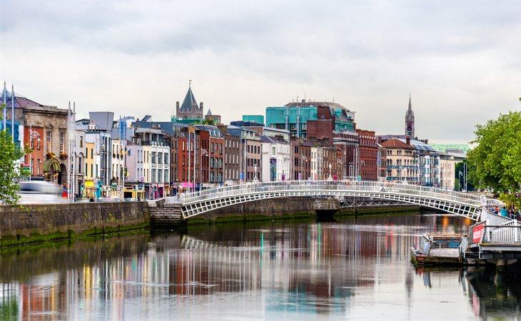 Irlanda, un país seguro