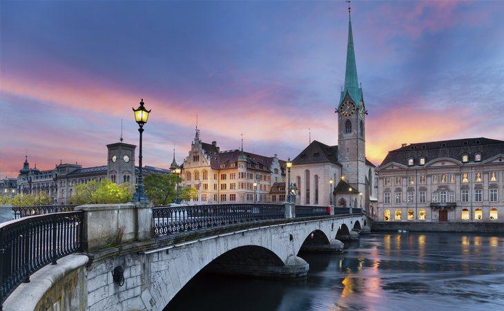 Suiza, el país más neutral