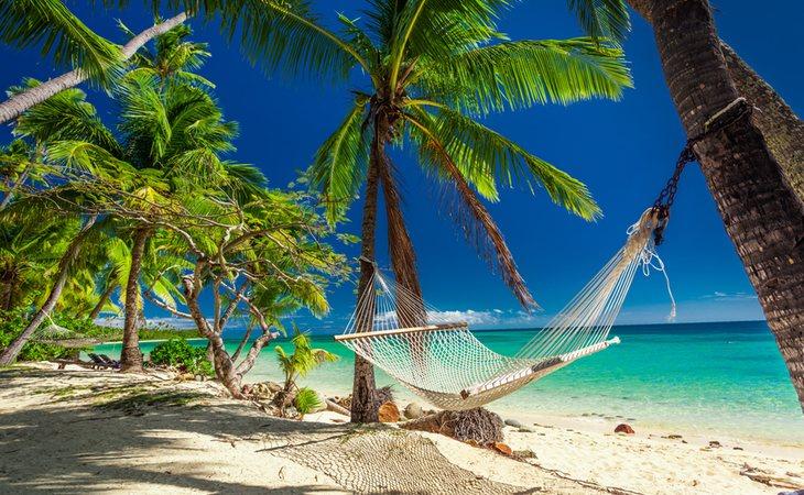 Las islas Fiji, un lugar idílico
