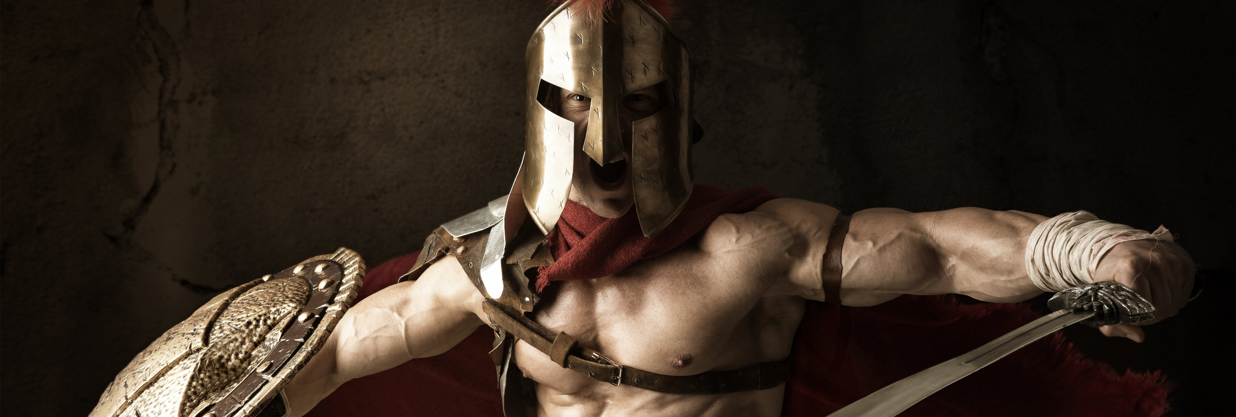 Los soldados romanos tragaban semen de otros ya que era signo de valentía