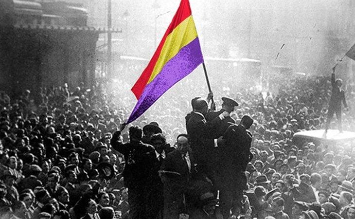 El 14 de abril se proclamó la II República Española en España