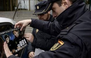 El Gobierno ha recortado un 15% los policías para las víctimas de la violencia machista