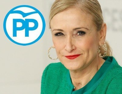 El PP lanza la campaña  #MeQuedoConCifuentes para intentar tapar el escándalo de su máster