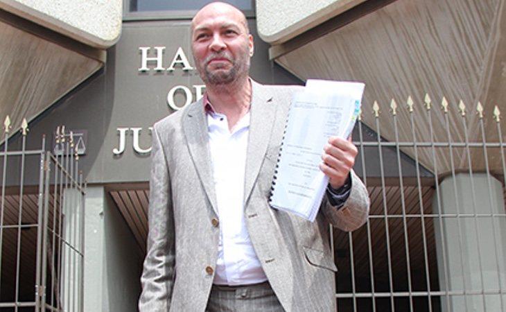 Jason Jones, activista por los derechos de las personas LGTBI en Trinidad y Tobago