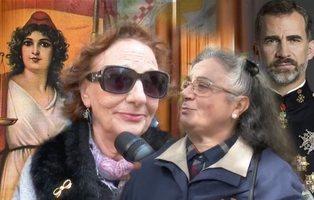 'Señoras que opinan... sobre monarquía o república': ¿Quieren un referéndum?
