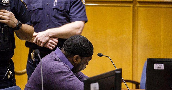 Lorenzo Arline violó durante diez años a sus hijastras