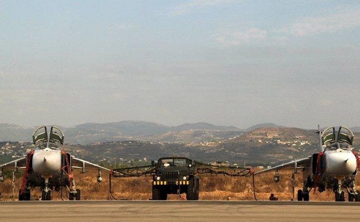La base rusa de Latakia es el gran bastión de Al Assad y Putin en su salida al Mediterráneo