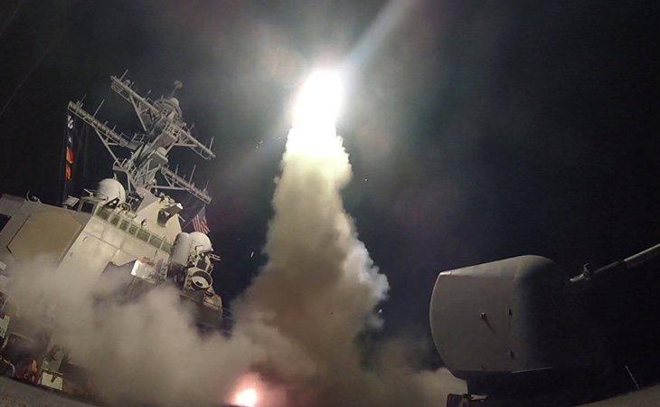 El ataque de la Coalición Internacional no daña las posibilidades del régimen a la hora de mantenerse en el poder