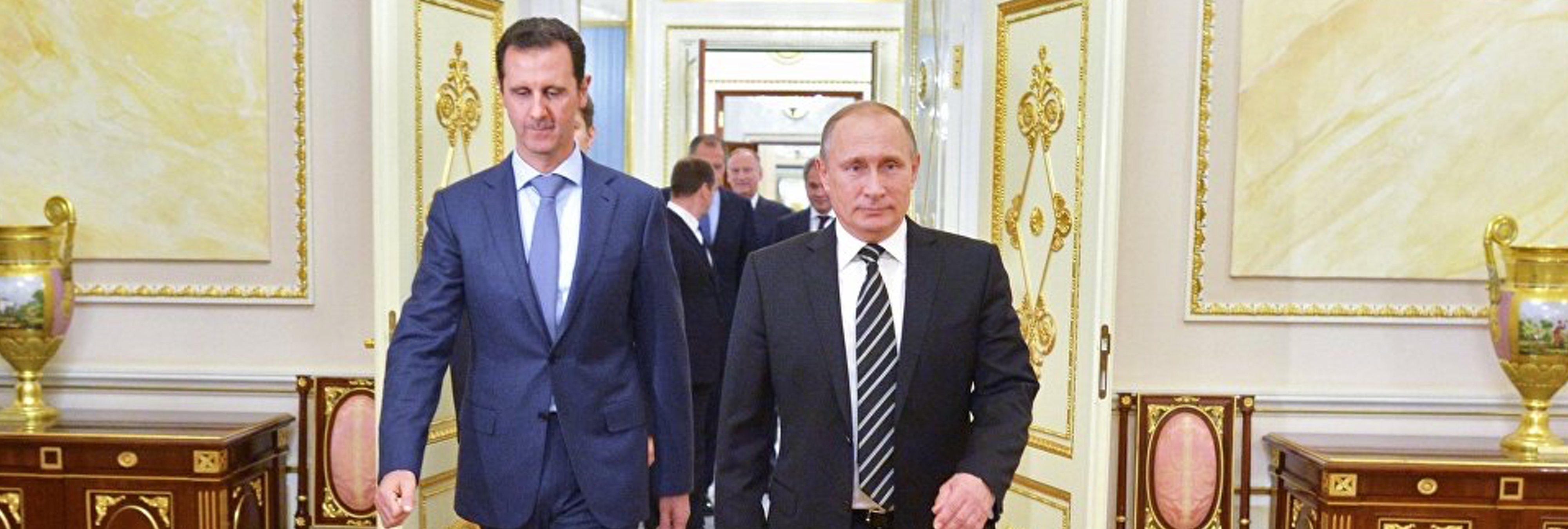 Por qué el ataque de EEUU a Siria sólo refuerza a Al Assad en el poder
