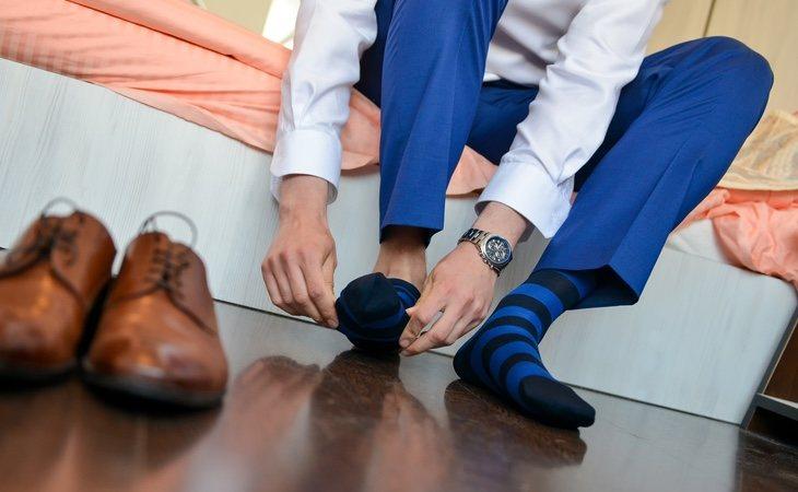 La neurocientífica compara la ilusión óptica con llevar calcetines