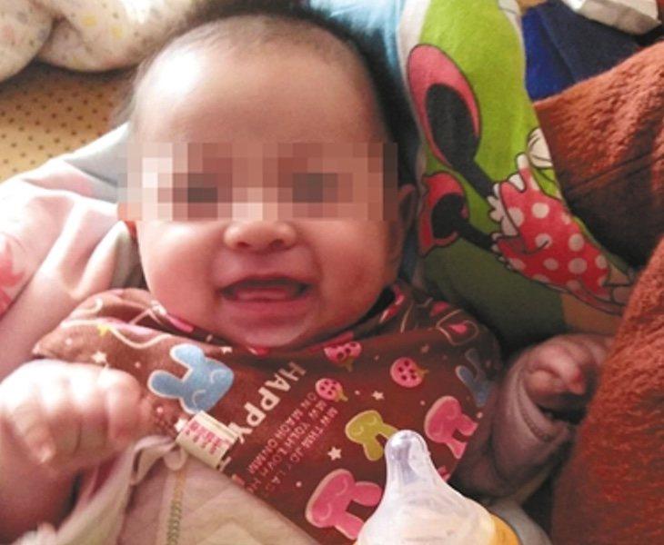 El menor ha nacido con una salud envidiable