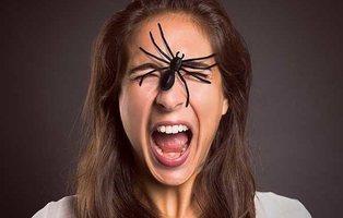 Fobia a los culos, a las mujeres guapas... ¿Cuáles son los miedos más desconocidos?