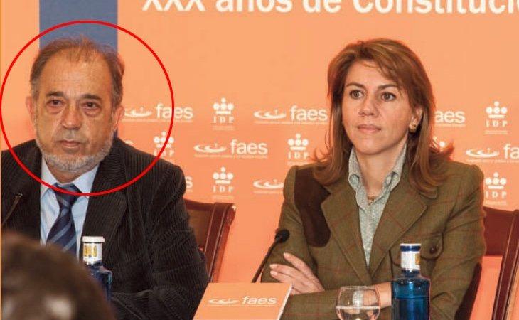Cospedal ha asegurado que no ha mantenido ningún tipo de contacto con Enrique Álvarez Conde
