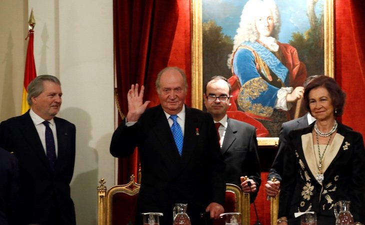 La fortuna del Rey alcanza los 2.000 millones de euros según Forbes