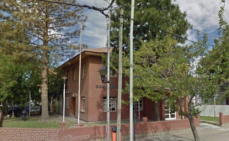 La joven acudió a la Comisaría Segunda de Nequén | Foto: Google Maps