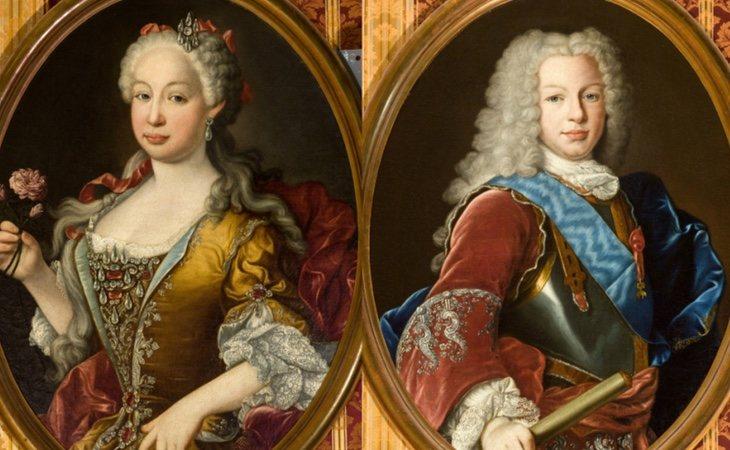 La muerte de Bárbara de Braganza cambió la vida del monarca