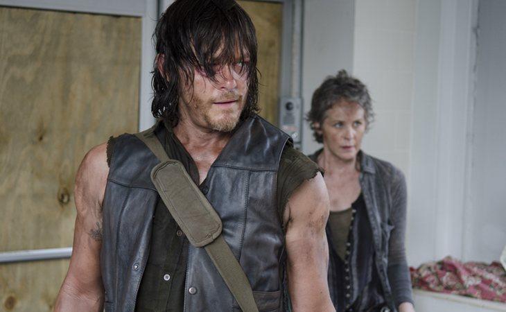 Daryl y Carol, dos de los personajes más queridos de 'The Walking Dead'