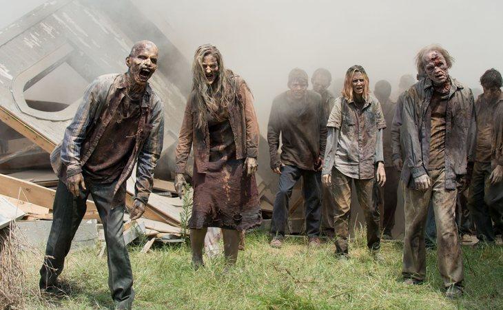 'The Walking Dead' ha acabado convertido en un zombie