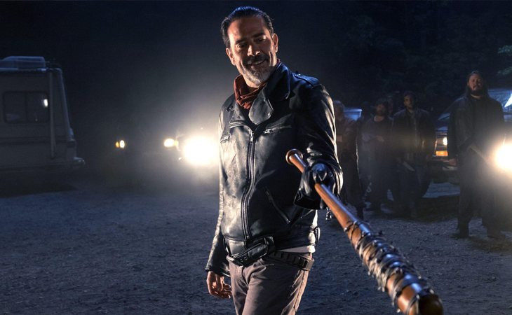 Negan, la promesa que acabó en decepción en 'The Walking Dead'