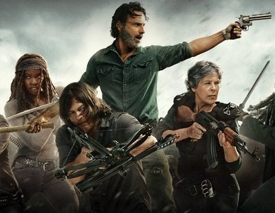 5 razones de peso para abandonar 'The Walking Dead'