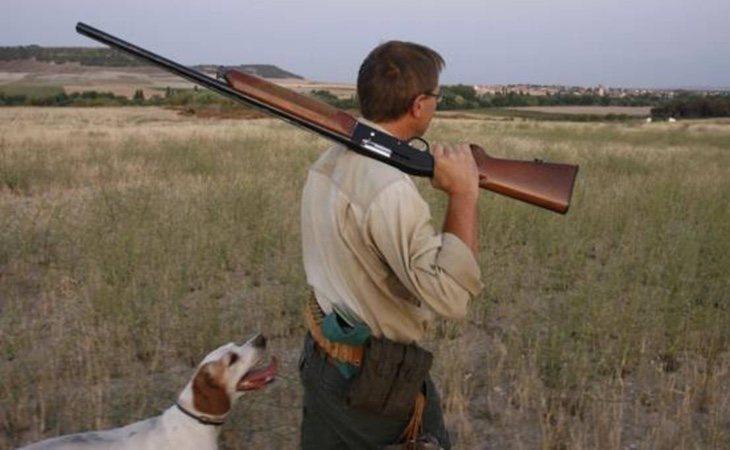 Los cazadores fueron arropados por toreros, agricultores y ganaderos