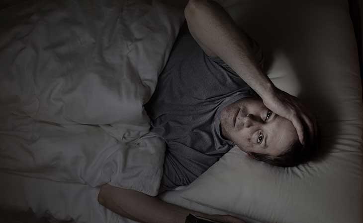 La ezquizofrenia tiene como consecuncia sufrir más pesadillas