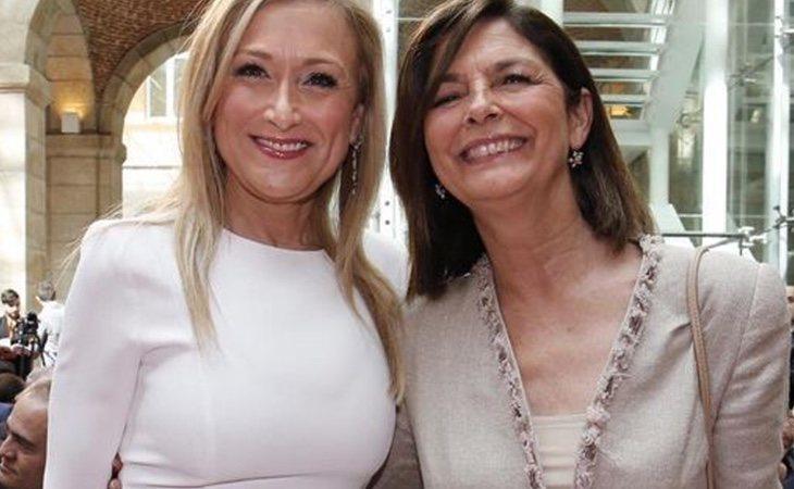 Paloma Adrados y Cristina Cifuentes mantienen una gran relación de amistad