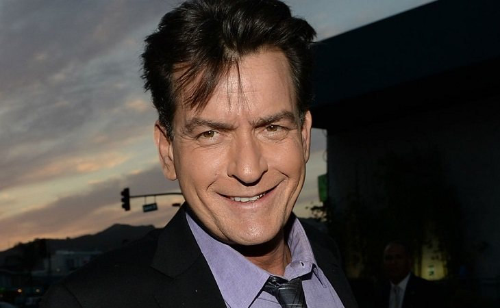 Charlie Sheen anunció en 2015 ser portador del VIH