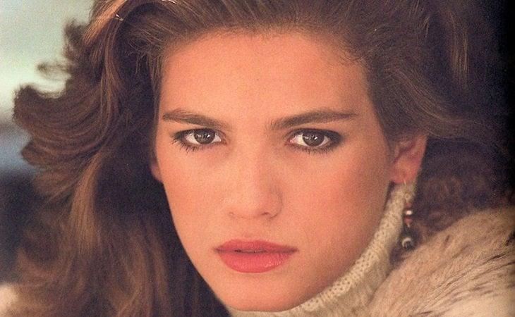 La modelo Gia Carangi murió a los 26 años