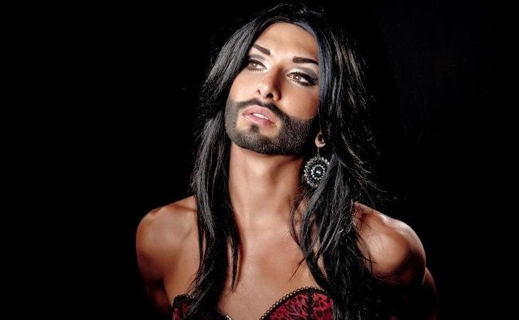 Conchita Wurst ha desvelado ser portadora del VIH