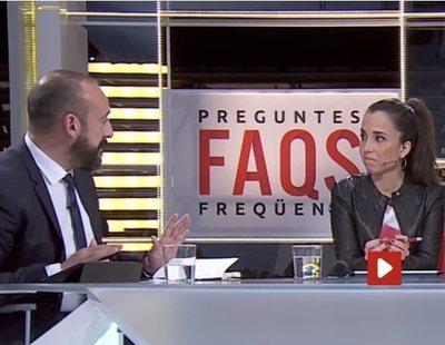 """""""Hijo de puta"""": los insultos que Jordi Cañas (C's) tuvo que soportar en un programa de TV3"""