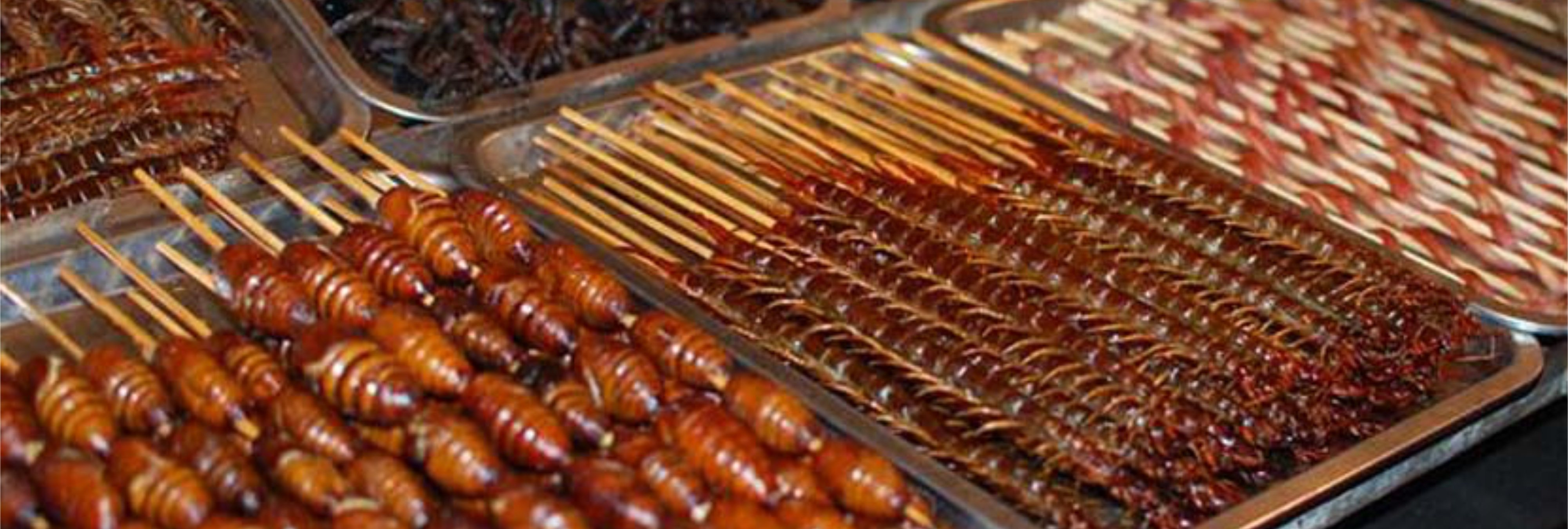 Comemos cerca de un kilo de insectos al año sin ser conscientes
