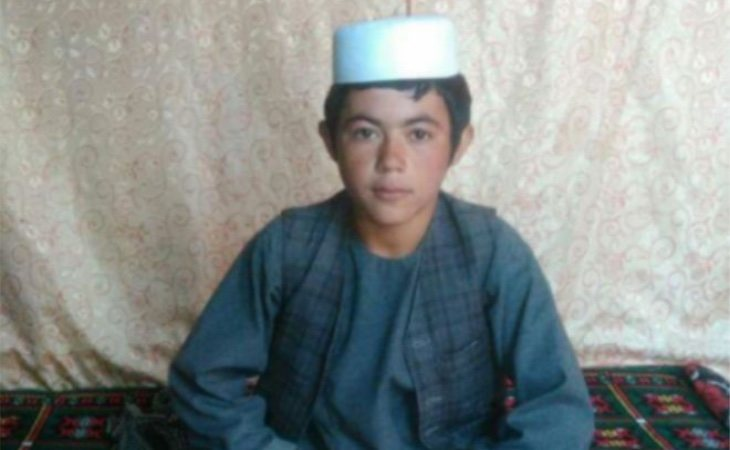 Rahim fue secuestrado, humillado y decapitado