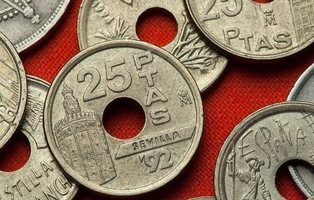 Si aún guardas pesetas en casa, puedes llegar a venderlas por 20.000 euros en internet