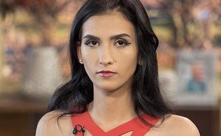 Aleexandra Kefren acudió a un programa de televisión británico a contar su historia