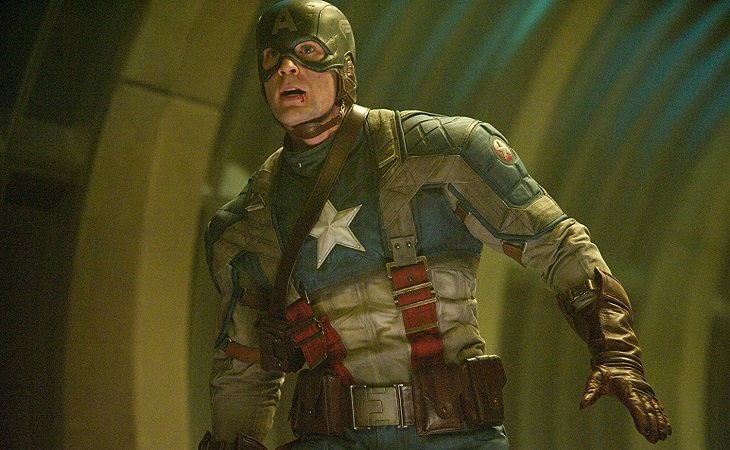 'Capitán América: El primer vengador', de Joe Johnston