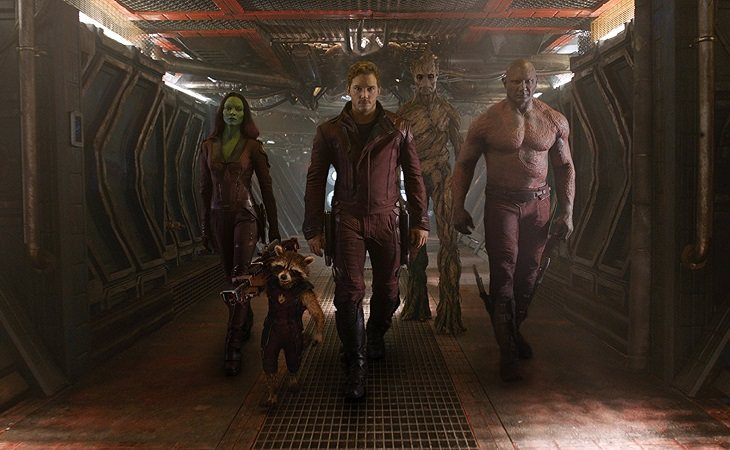 'Guardianes de la Galaxia', de James Gunn