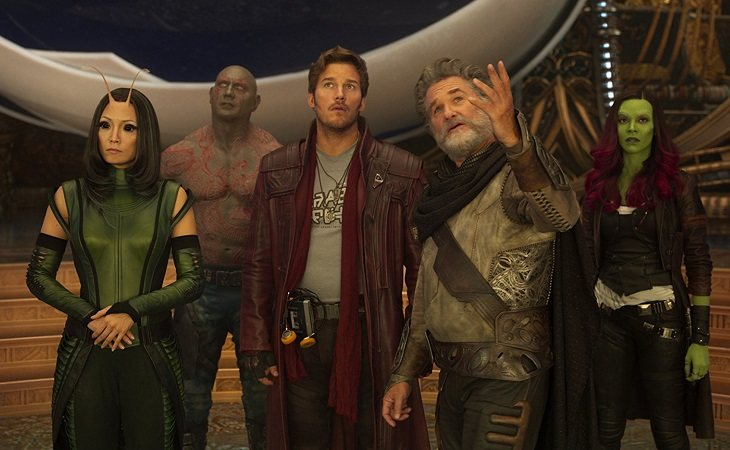 'Guardianes de la Galaxia Vol. 2', de James Gunn