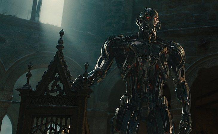 'Vengadores: La era de Ultrón', de Joss Whedon