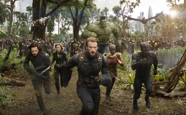 'Vengadores: Infinity War', de Anthony & Joe Russo