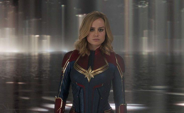 'Capitana Marvel', de Anna Boden & Ryan Fleck