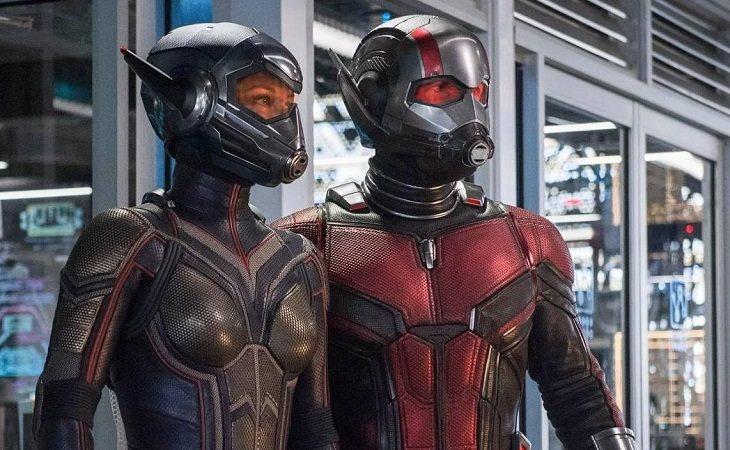 'Ant-Man y La Avispa', de Peyton Reed