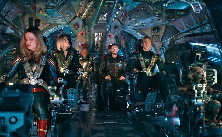 'Vengadores: Endgame', de Anthony & Joe Russo
