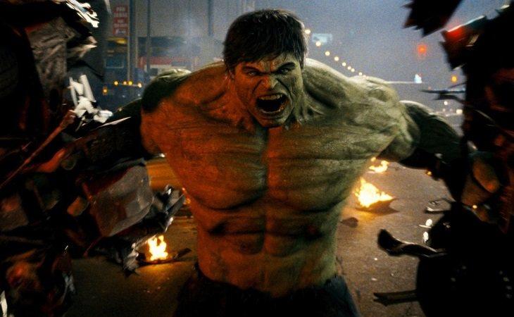 'El increíble Hulk', de Louis Leterrier