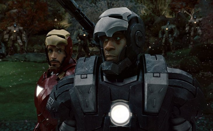 'Iron Man 2', de Jon Favreau