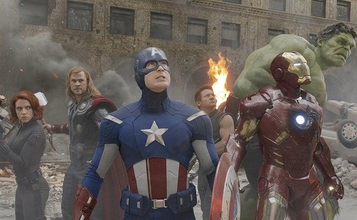 'Los Vengadores', de Joss Whedon